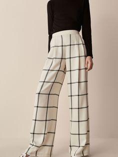 letnie szerokie spodnie damskie zara