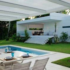 Casas de estilo minimalista por dantasbento | Arquitetura + Design