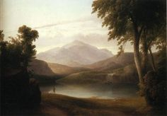 The Hudson River School artists were not plein-air painters, but rather made preparatory sketches in nature, which were later compiled into a final ...