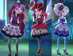 dragon games ever after high - Google Search