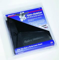 Attwood Hydrostabilizar Jr helps pull skiers out of the hole faster. Even at lower RPMs, it keeps the boat on plane. Give your boat a performance boost!