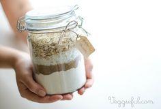 Vegan Anzac Biscuits in a Jar Recipe