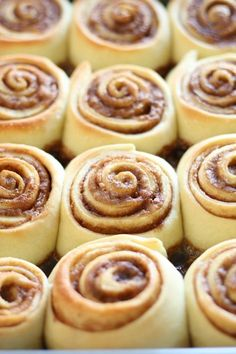 Homemade Cinnabon Cinnamon Rolls....