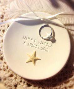 Small Wedding Plate