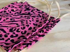 Hot pink Cheetah face mask Cheetah Face, Pink Cheetah, Face Masks, Hot Pink, Clothes, Fashion, Outfits, Moda, Clothing