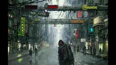 Street (gif) by Reza-Afshar-Art on DeviantArt