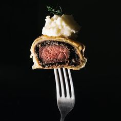 Mini Beef Wellington // I Am A Food Blog.  Find this #recipe and other Instagram featured recipes on our Instagram Feed at https://feedfeed.info/instagram?img=1272941 #feedfeed