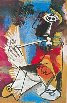 Pablo Picasso, Man with a Pipe Fine Art Reproduction Oil Painting Art Works, Modern Art, Picasso Art, Art Painting, Art Reproductions, Abstract Painting, Painting, Art, Abstract