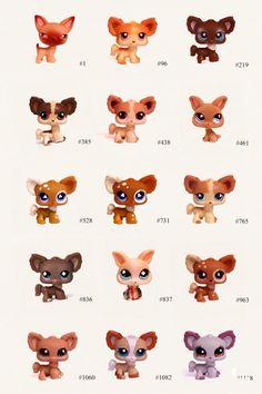 LPS Chihuahuas