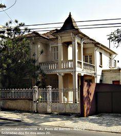 Avenida Paes de Barros