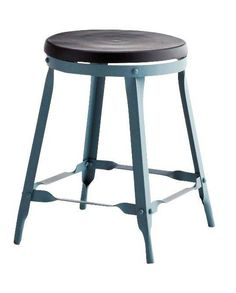 view all industrial furniture - Industrial - Shop By Style (Page Industrial Shop, Industrial Furniture, Dulux Denim Drift, Color Of The Year 2017, Bar Stools, New Homes, Iron, Design, House