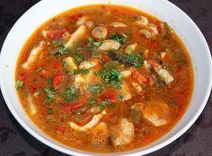 Zupa gulaszowa - drobiowa
