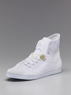 adidas SLVR Core Mid Top Sneakers