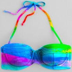 d91667d6e96b74 cuteee Cute Bikinis, Neon Bikinis, Cute Swimsuits, Summer Of Love, Summer  Fun