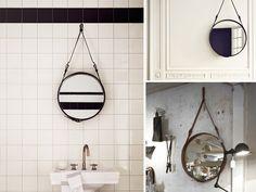 bagno specchio tondo - Cerca con Google specchi bagno Pinterest ...