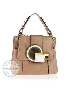 Marc Jacobs Wheat Leather Paloma Bag