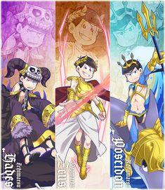 The Matsuno Gods Hot Anime Boy, Anime Guys, Character Concept, Concept Art, Osomatsu San Doujinshi, Ichimatsu, Cartoon Games, Character Design Inspiration, Anime Style