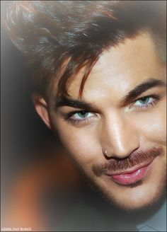 lynnsblueeyedsoul:  Adam Lambert attended the Family Equality Council Dinner on Saturday, February 8, 2014 at the Globe Theatre in University City, CA where he sang an absolutely GORGEOUS acoustic cover of 'Mad World' (see link below). The original image taken by Gleek Out Brazil that I used for this included Ryan Murphy of Glee fame, but I wanted just Adam for this simple edit. While I consider myself somewhat of a Gleek or Gleebert if you will, I am first, foremost and forever a ...