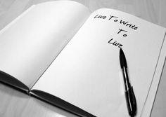 Live To Write               To               Live