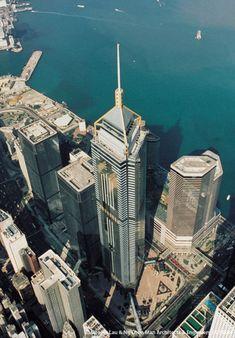 Central Plaza - Hong Kong, China (373.9m/1227ft) (Dennis Lau & Ng Chun Man Associates)