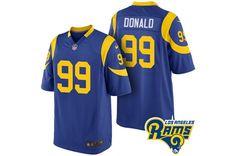 Men Los Angeles Rams #99 Elite Jersey #NFLFans #EliteJersey #Personality #Jersey #RamsFans #Jerseys