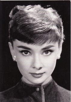 Audrey Hepburn always a classic beauty.