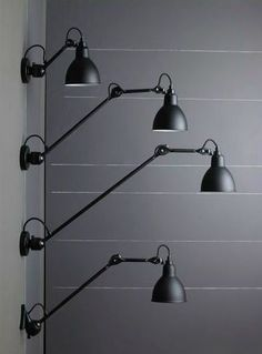 Lampe Gras 304 L60