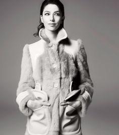 Sofia Coppola by Steven Meisel for Vogue Italia February 2014