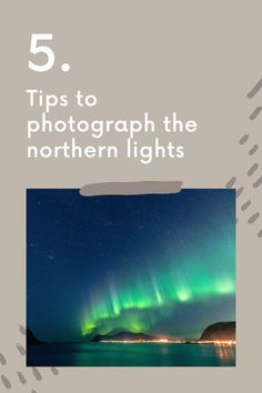 5 easy tips for capturing your first photo of the northern lights. 5 key elements in Photographing the northern lights. #auroraborealis#northernlights#norway#alesund#photography#outdoor#photographer#adventure#travel Outdoor Photography, Light Photography, Photography Photos, Travel Photography, Sharp Photo, Alesund, Light Pollution, Photography Tips For Beginners, Take Better Photos