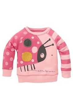 Buy Ladybird Crew Neck Sweater (3mths-6yrs) from the Next UK online shop