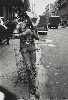Rodeo, New York City, 1955 Robert Frank (American, born Switzerland, 1924) Gelatin silver print
