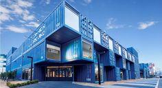 Common Ground, o maior shopping center do mundo feito de contêineres - Stylo Urbano #arquitetura #design #shoppingcenter