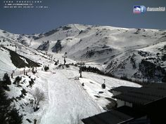 Esquí webcam Pradollano, en Sierra Nevada