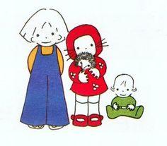 Émilie, un dessin animé dont je me souviens, mais vaguement.
