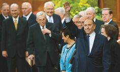 The October 2013 General Conference Starting Lineup