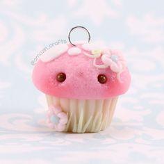 Fimo / Cupcake / Pink