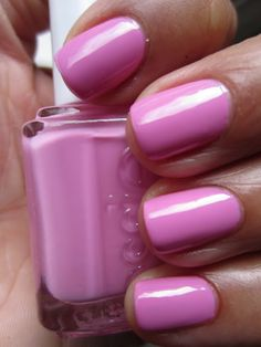 The Queen of the Nail: Essie Summer 2012 Collection - 'Cascade Cool' and 'Off The Shoulder' Nail Polish colors