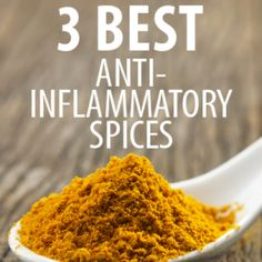 Dr Oz exposed four foods you might be shocked to learn cause inflammation in the body. Try his Anti-Inflammatory Seasoning Mix and learn some healthy swaps.