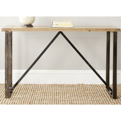 Found it at Wayfair - Perry Console Table