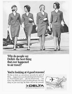 Searching for Stewardesses Retro Advertising, Vintage Advertisements, Vintage Ads, Vintage Photos, Vintage Airline, Vintage Travel, Recruitment Ads, Job Interview Preparation, Funny Postcards