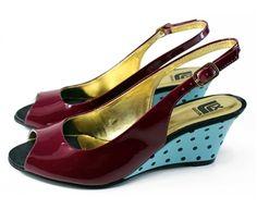 SODA POP - Louloux - Sapatos Colecionáveis