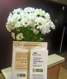 A great best practice for your DAISY program! Billings Clinic announced that they are now a proud DAISY partner. Daisies were delivered to all departments along with nomination forms.