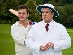 Cricket anyone??  Midsomer Murders...