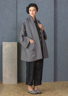 Coats & jackets – GUDRUN SJÖDÉN – Webshop, mail order and boutiques   Colorful clothes and home textiles in natural materials.