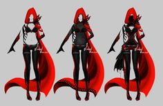 Outfit design - 195 - closed by LotusLumino on DeviantArt