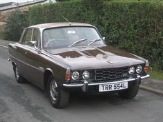 Classic Cars For Sale Car Rover, Rover P6, Classic Cars British, 70s Cars, Commercial Vehicle, Vintage Trucks, Motor Car, Cars And Motorcycles, Cars For Sale