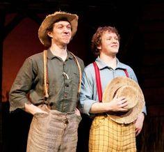 huckleberry finn costume photos | The Adventures of Tom Sawyer | People's Light & Theatre