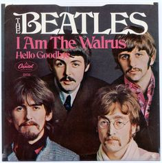i am the walrus beatles images | BEATLES' I AM THE WALRUS AND THE TRANSFORMATION PROCESS TAKING PLACE ...