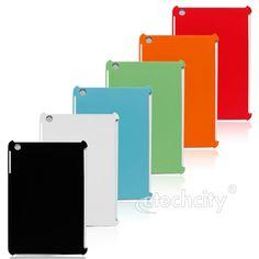 #Rubber Hard PC #Cover Case for #iPad mini [PC-PADMNRC] - $18.00