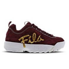Fila Disruptor Ii Script Distressed @ Footlocker | SNEAKER in 2019 ...